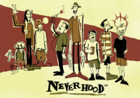 The Neverhood logo