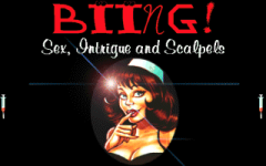 Biing!: Sex, Intrigue and Scalpels zmenšenina