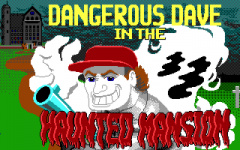 Dangerous Dave in the Haunted Mansion thumbnail