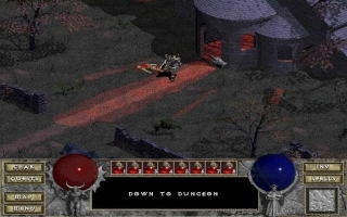 Diablo screenshot