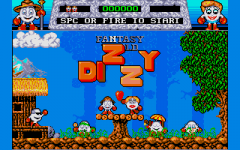 Dizzy: Fantasy World thumbnail