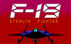 F-19 Stealth Fighter thumbnail