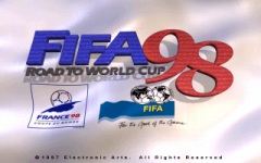 FIFA 98: Road to World Cup Miniaturansicht