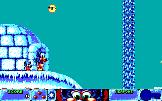 Fire & Ice screenshot