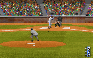 HardBall 5 screenshot