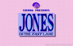 Jones in the Fast Lane zmenšenina