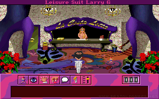 Leisure Suit Larry 6: Shape Up or Slip Out! Screenshot