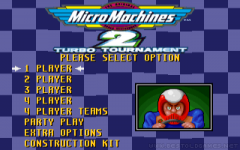 Micro Machines 2: Turbo Tournament thumbnail