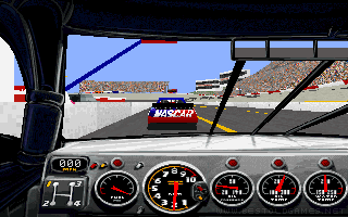 Nascar Racing screenshot