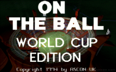 On the Ball: World Cup Edition zmenšenina