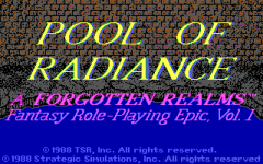 Pool of Radiance thumbnail