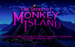 Secret of Monkey Island, The thumbnail