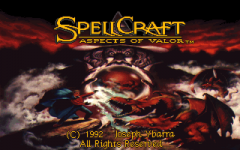 SpellCraft: Aspects of Valor zmenšenina