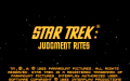 Star Trek: Judgment Rites thumbnail 1
