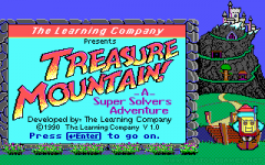 Super Solvers: Treasure Mountain! thumbnail