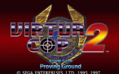 Virtua Cop 2 small screenshot