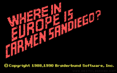Where in Europe is Carmen Sandiego? thumbnail