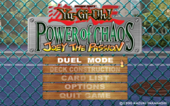 Yu-Gi-Oh!: Power of Chaos - Joey the Passion thumbnail