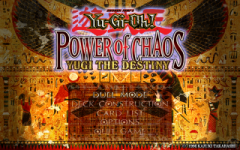 Yu-Gi-Oh!: Power of Chaos - Yugi the Destiny thumbnail